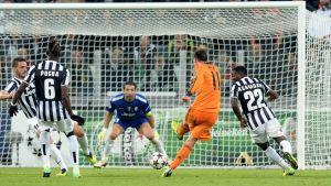 Fa tutto la Juve, col Real finisce 2-2