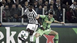 El Gladbach saca un punto defendiendo a la Juve