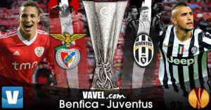 Diretta Benfica vs Juventus, LIVE di Europa League
