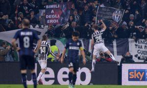 Basta poco alla Juve, Inter travolta