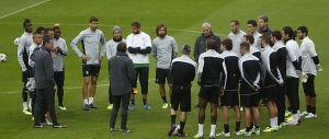 Real Madrid - Juventus, Conte col tridente e la difesa a 4