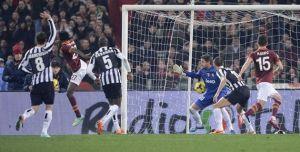 Gervinho castiga la Juve: Roma in semifinale