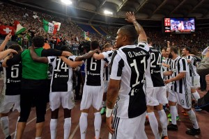 Juventus, i convocati per la passerella col Verona