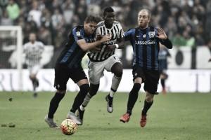 Diante de embalada Atalanta, Juventus mira apagar tropeço da última rodada