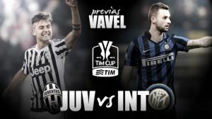 Juventus - Inter de Milán: Derbi de Italia camino del Olímpico