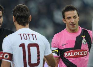 Juventus - Roma story