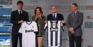 Vertici Juve a Madrid per beneficenza, ma Nedved pensa a Balo