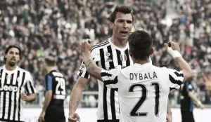 Dybala rilancia la Juve: 2-0 all'Atalanta