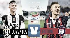 Terminata Juventus - Crotone, LIVE Serie A 2016/17 (3-0): Signora campione d'Italia!
