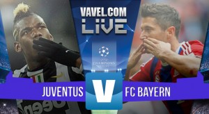 Juventus 2-2 Bayern: los italianos continúan con vida
