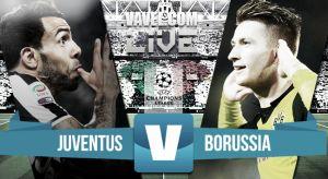 Resultado Juventus vs Borussia Dortmund en vivo (2-1)
