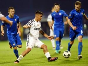 Previa Juventus - Dinamo de Zagreb: ganar para ser líderes