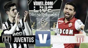 Diretta Juventus - Monaco, Live risultato partita Champions League (1-0)