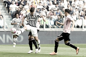 Juve-Palermo: rosanero mai a segno allo Stadium