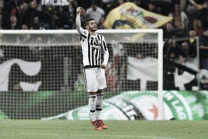 Juventus 2-0 Sevilla: Morata and Zaza score as favourites cruise to an easy win
