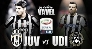 Juventus - Udinese preview: Champions start campaign against Bianconeri