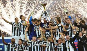 La Juventus, dominadora en Italia, decepción en Europa