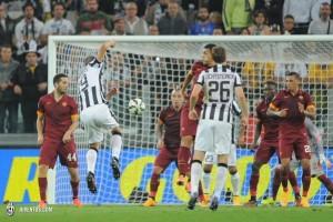 Juventus - Roma: duelo de inercias en Turín