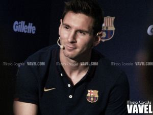"Leo Messi: ""Fue espectacular meterse en la final"""