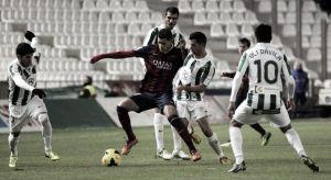 Un Barça B arrollador recibe al Córdoba CF en el Mini Estadi