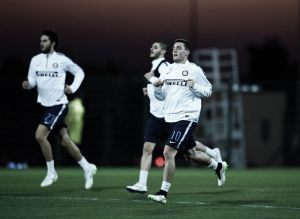 Inter, a Marrakech test con vista Juve