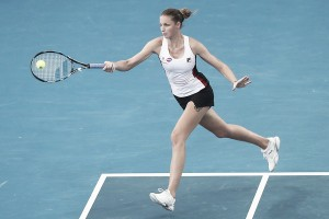 WTA Brisbane: A great start to the new season after a day of exciting tennis