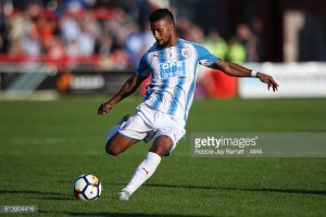 Chris Lowe and Elias Kachunga sign new contracts at Huddersfield