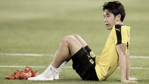 ¿Final de Kagawa en Dortmund?