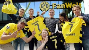 Kagawa to boost BVB marketing
