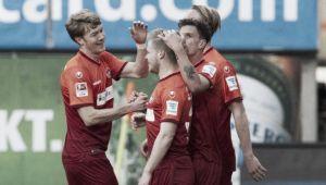 FC Kaiserslautern 1-0 VfR Aalen: Die Roten Teufel move into second
