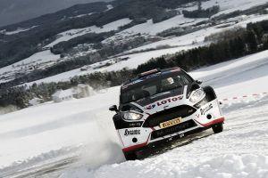Kajetanowicz reina en la nieve del Jänner Rally
