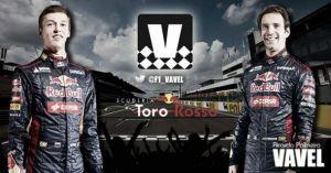 Scuderia Toro Rosso: una constante montaña rusa