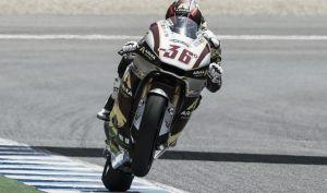 Mika Kallio lidera la última jornada de tests en Jerez