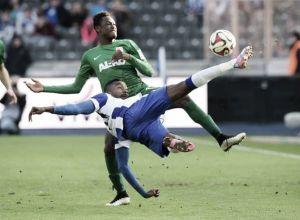 Hertha 1-0 Augsburg: Kalou snatches three points late on