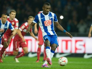 Hertha Berlin 3 - 2 VfB Stuttgart: Kalou scores heroic brace againstKirschbaum