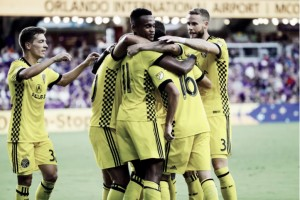Ola Kamara plays spoiler in Kaka's final home match