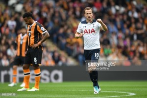 Hull City 1-7 Tottenham Hotspur: Kane secures Golden Boot as Spurs trounce relegated Tigers