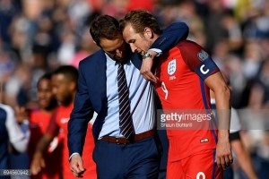Harry Kane stakes claim for England captaincy after netting against Scotland with armband on