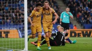 Premier League - Tottenham e Kane rulli compressori sul Leicester (1-6)