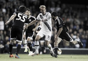 Kane certifica el pase del Tottenham