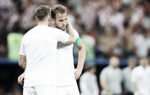 """Harry Kane admite frustração após eliminação da Inglaterra: """"Poderíamos ter feito mais"""""""