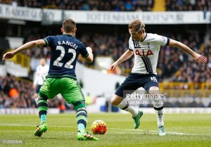 Five star Spurs put their struggling visitors to the sword to claim a much needed win