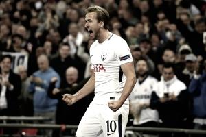 Champions League - Il ruggito di Kane abbatte il Borussia, Tottenham sfata il tabù Wembley (3-1)