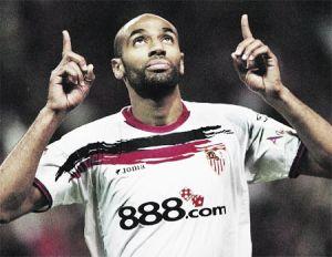 "Kanouté: ""Sevilla se pega a la piel"""