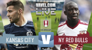 Sporting Kansas City vs New York Red Bulls ENVIVO en Final U.S. Open Cup 2017