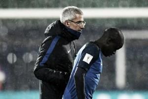 Lesionado, Kanté deve desfalcar Chelsea diante da Roma pela Champions League