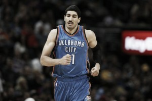 Oklahoma City Thunder looking to trade Enes Kanter, interested in Al Horford