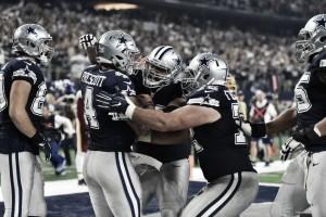 Cowboys bate Redskins em partida equilibrada e conquista décima vitória consecutiva