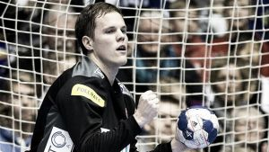 Habrá Champions en Logroño con Richard Kappelin en portería