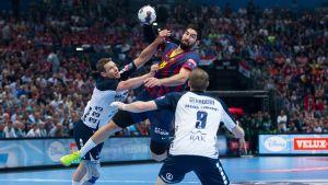 Mejor suerte para Barcelona que para Naturhouse en el sorteo Champions